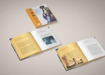 Grafica e impaginazione del catalogo per la mostra Paolo e Francesca nella lirica