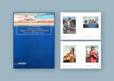 Impaginazione del libro d'arte di Antonio Mercadante per Edizioni Lussografica