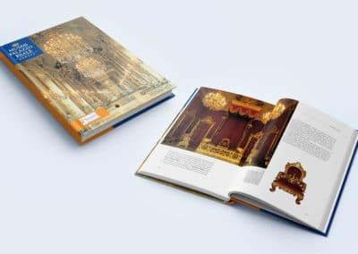 Grafica e impaginazione del catalogo d'arte del museo di Palazzo Reale a Genova