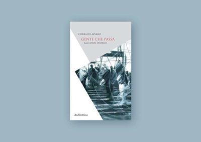 Progettazione e realizzazione della copertina di un libro per Rubbettino