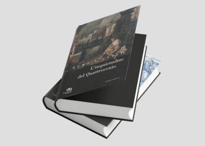 Ideazione grafica delle copertine dei libri per Tiellemedia Editore
