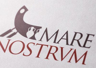 Realizzazione del logo dell'evento Mare Nostrum