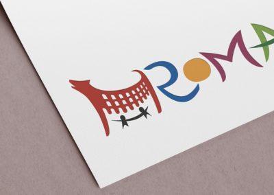 Ideazione del logo per il concorso indetto dal Comune di Roma (terzo classificato su millecinquecento progetti)